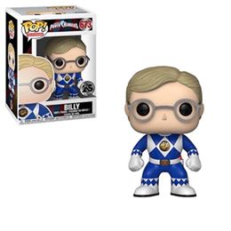 Funko POP Mighty Morphin Power Rangers Blue Ranger Unmasked