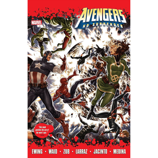 Avengers No Surrender HC - State of Comics