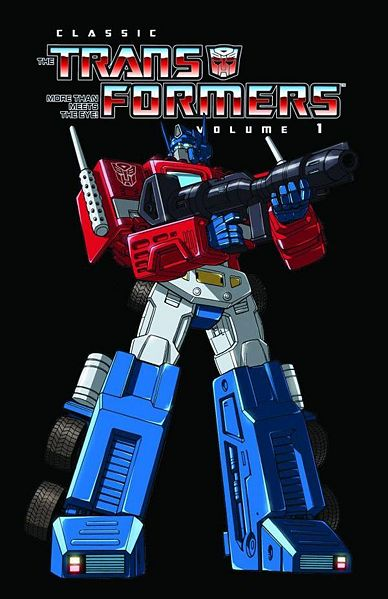 Transformers Classic TP Vol 01 - State of Comics