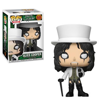 POP Rocks Alice Cooper Funko POP - State of Comics