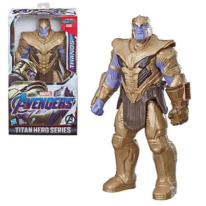 Avengers: Endgame Titan Hero Thanos 12-Inch Action Figure - State of Comics
