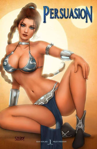 Persuasion #1 Szerdy Leia Cosplay Retailer Exclusive
