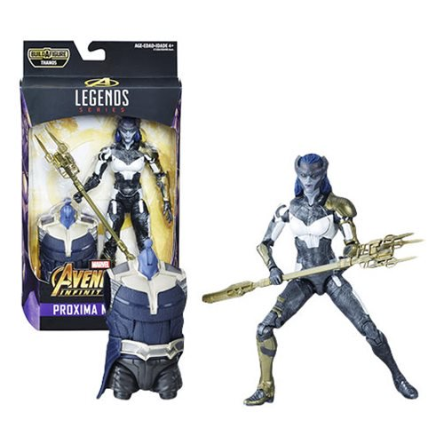 Marvel Legends Avengers Infinity War Proxima Midnight