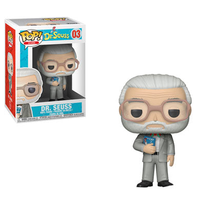 POP! Icons Dr. Seuss Funko Pop - State of Comics