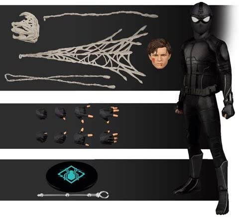 One-12 Collective Spider-Man Far From Home Stealth Suit Edition - State of Comics