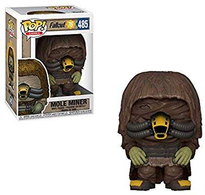 POP Games Fallout 76 Mole Miner Funko POP - State of Comics