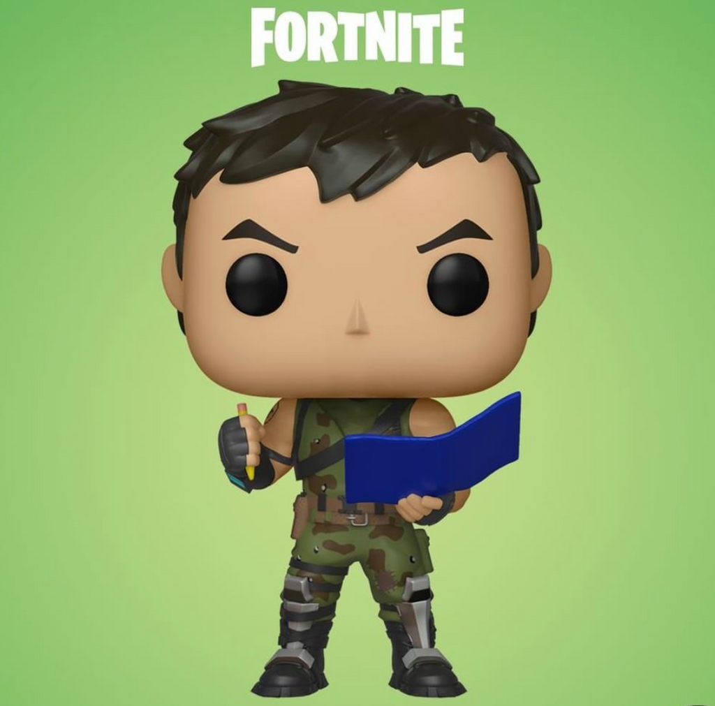 POP! Games - Fortnite - Highrise Assault Trooper