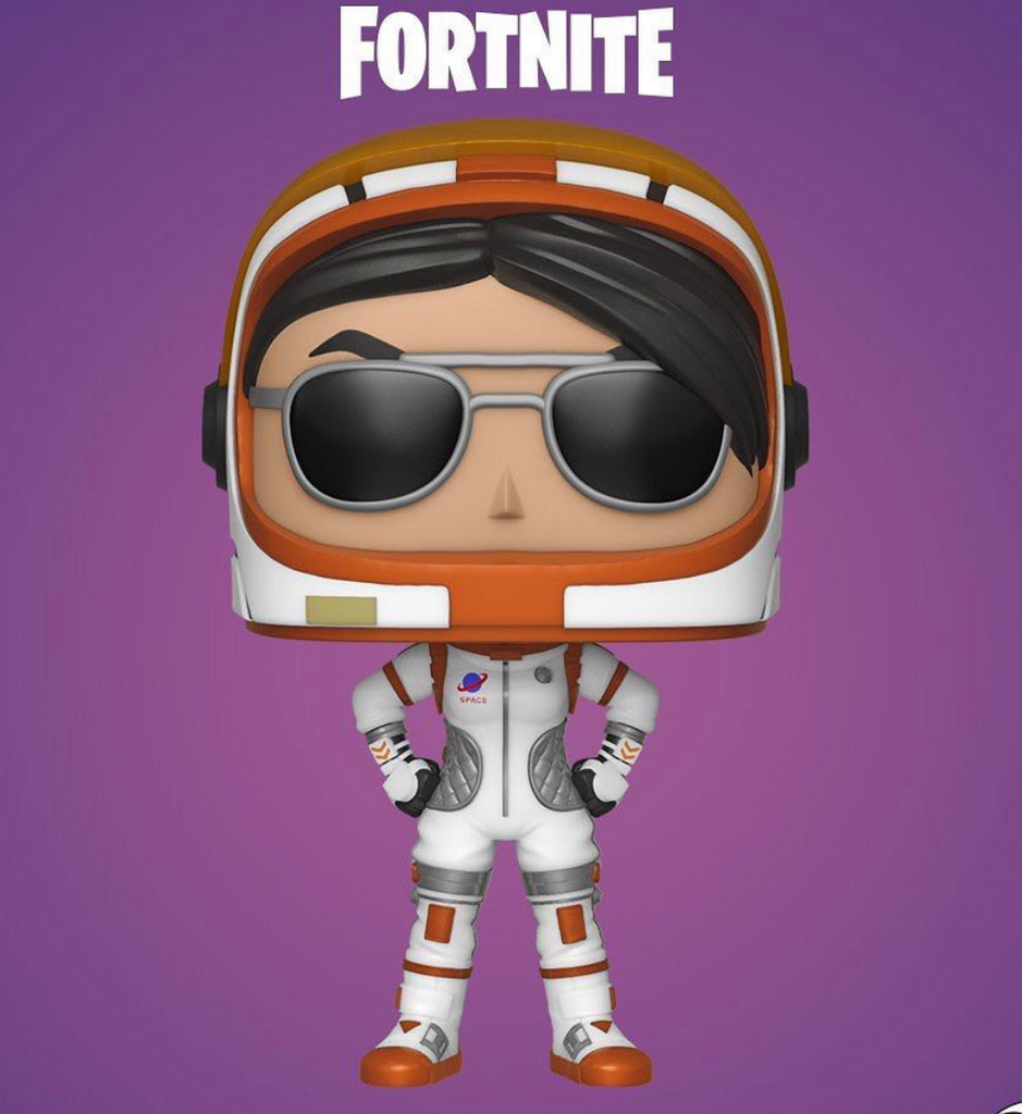 POP! Games - Fortnite - Moonwalker