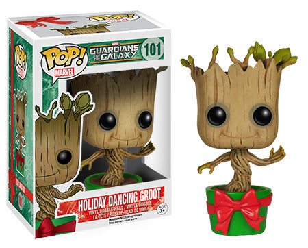 POP! Marvel - Guardians of the Galaxy - Holiday Dancing Groot