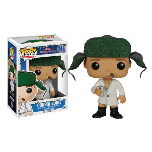 POP! Movies Christmas Vacation Cousin Eddie Funko POP