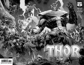 Thor #6 2nd Printing 1:50 Incentive