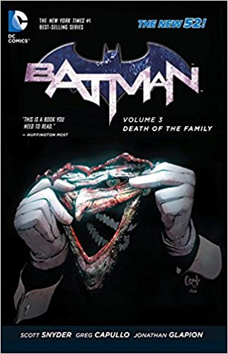 Batman TP Vol 03 Death of the Family (N52) - State of Comics