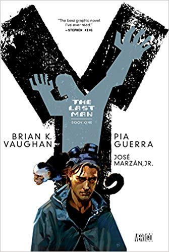 Y the Last Man Deluxe Edition HC Vol 01 - State of Comics