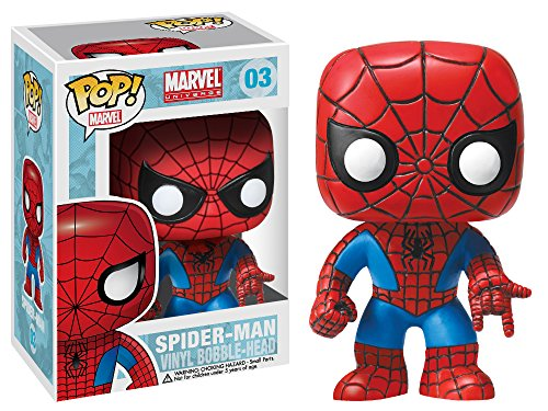 POP! Marvel - Spider-Man - Spider-Man - State of Comics