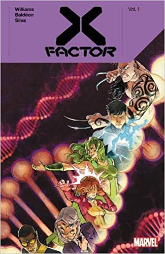 X Factor by Leah Williams TP Vol. 1 - State of Comics