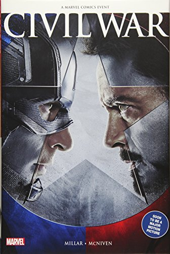 Civil War HC Movie New Ptg - State of Comics