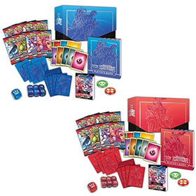 Pokemon TCG Sword & Shield Battle Styles Elite Trainer Box