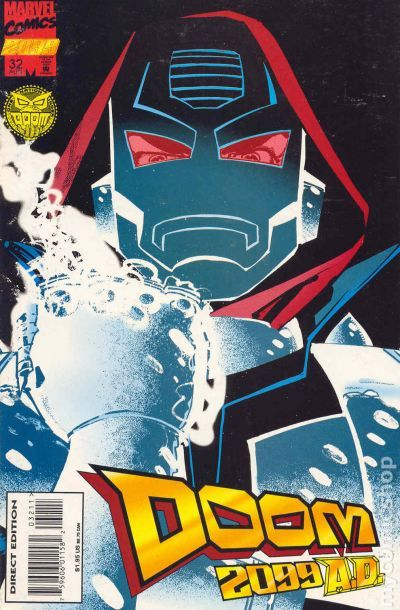 Doom 2099 #32 - State of Comics