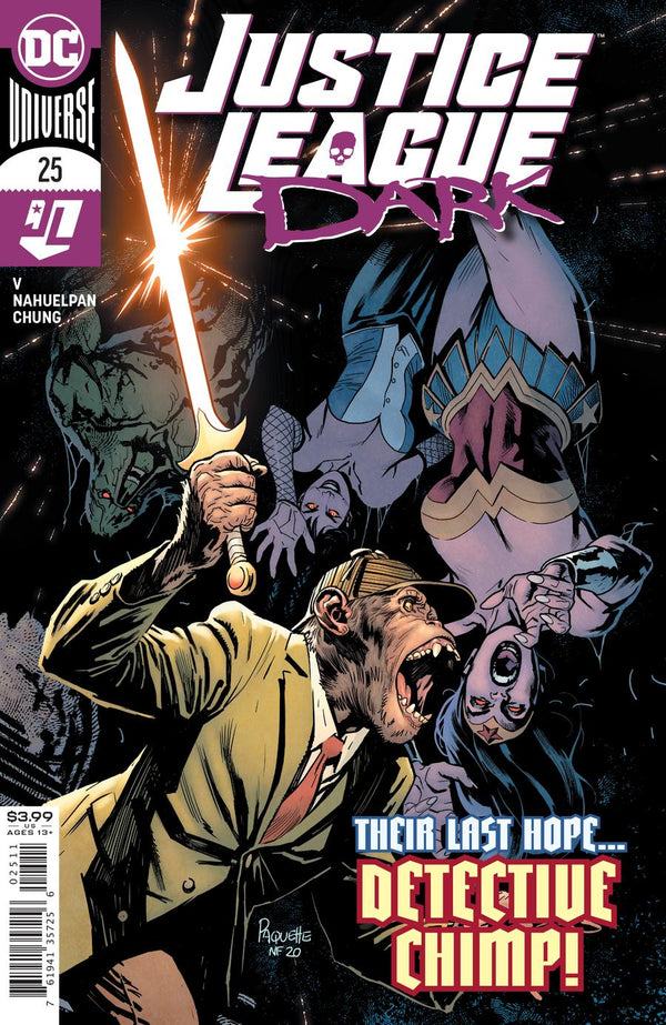 Justice League Dark #25 - State of Comics