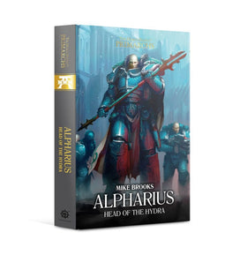 Alpharius Head of the Hydra Book 14 HC by Mike Brooks