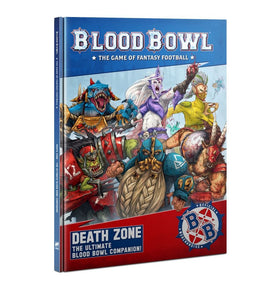 Blood Bowl Death Zone Ultimate Blood Bowl Companion HC