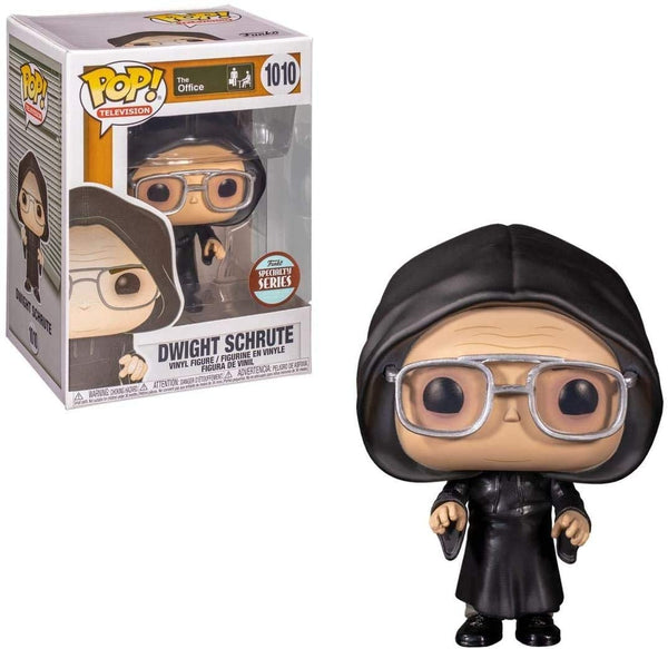 POP! Television The Office S2 Dwight as Dark Lord Vinyl Figure - State of Comics