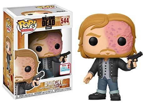 POP! Television - The Walking Dead - Dwight (Damaged 9/10)