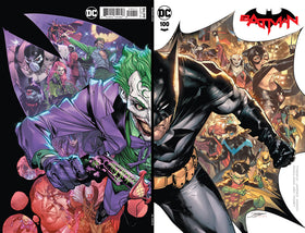Batman #100 Joker War