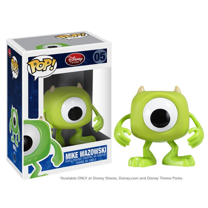 POP! Disney Monster's Inc Mike Wazowski Funko POP (Damaged 7/10)
