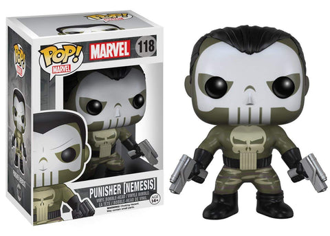 POP! Marvel - Punisher Nemesis