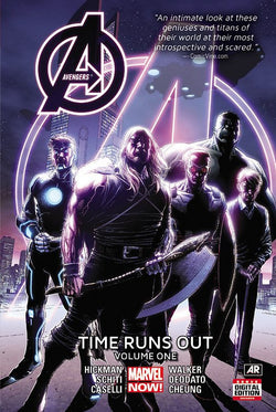 Avengers: Time Runs Out TPB