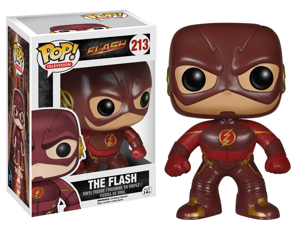 POP Television - The Flash - The Flash