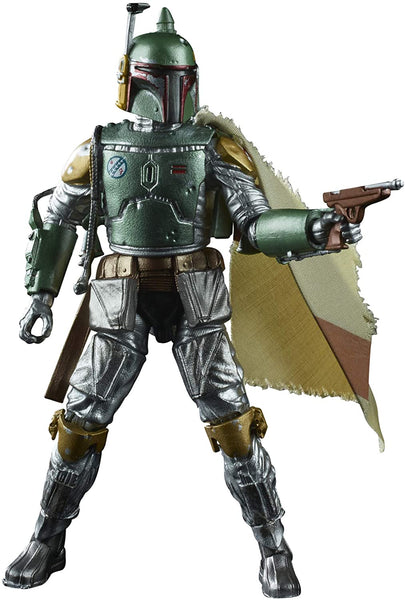 Star Wars The Black Series Carbonized Boba Fett 6-Inch Action Figure - State of Comics