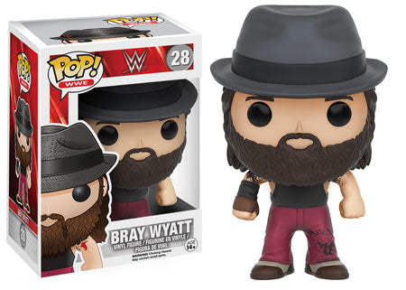 POP WWE Bray Wyatt Funko POP