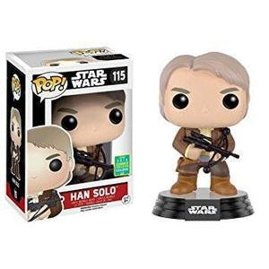 POP! Star Wars Han Solo Funko POP (Damaged 7/10)