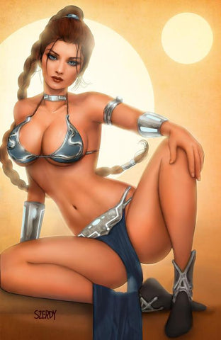 Persuasion #1 Szerdy Leia Cosplay Retailer Exclusive Virgin Cover
