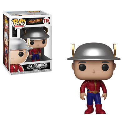 POP Television - The Flash - Jay Garrick