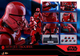 Hot toys Sith Jet Trooper One Sixth Scale Figure