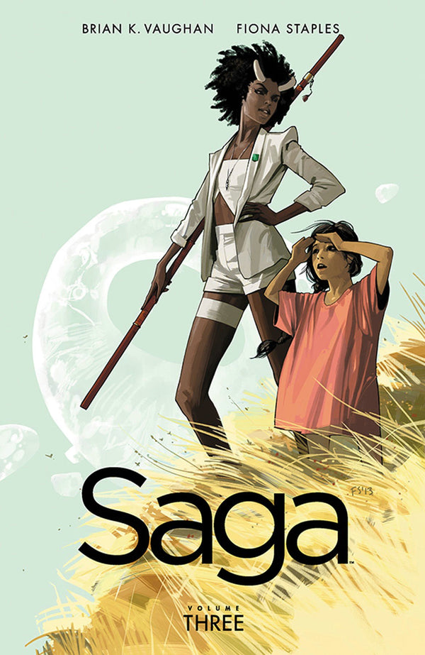 Saga Tp Vol 03 - State of Comics