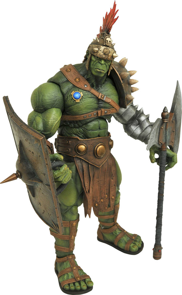 Marvel Select Planet Hulk Action Figure - State of Comics