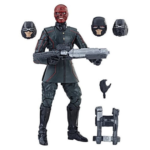 Marvel Legends First Ten Years Red Skull