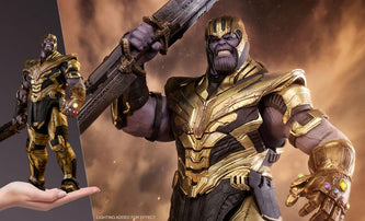 Hot Toys Avengers Endgame Thanos 1/6 Scale Figure - State of Comics