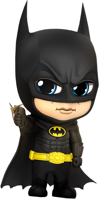 Cosbaby Batman with Grappling Gun