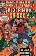 Marvel Team-Up #43 Spider-Man and Dr. Doom - State of Comics