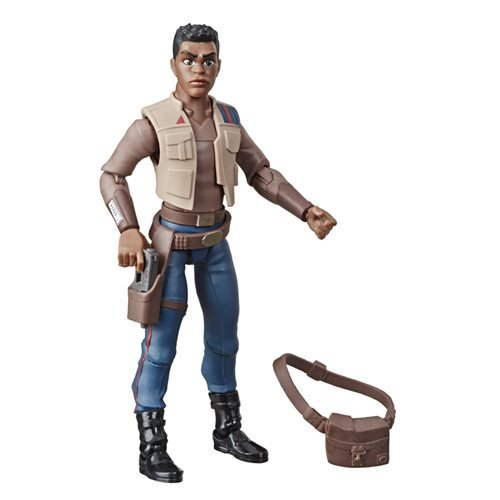 Star Wars Galaxy of Adventures Finn 5-Inch Action Figure - State of Comics