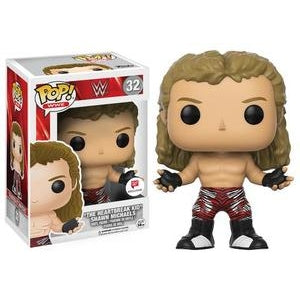POP WWE Shawn Michaels Heartbreak Kid Funko POP