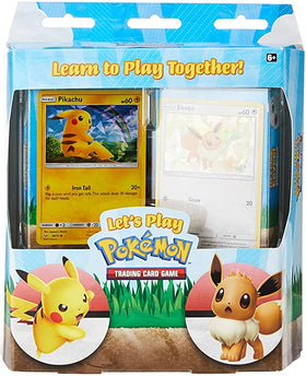 Pokemon Trading Card Game Let's Play Boxset