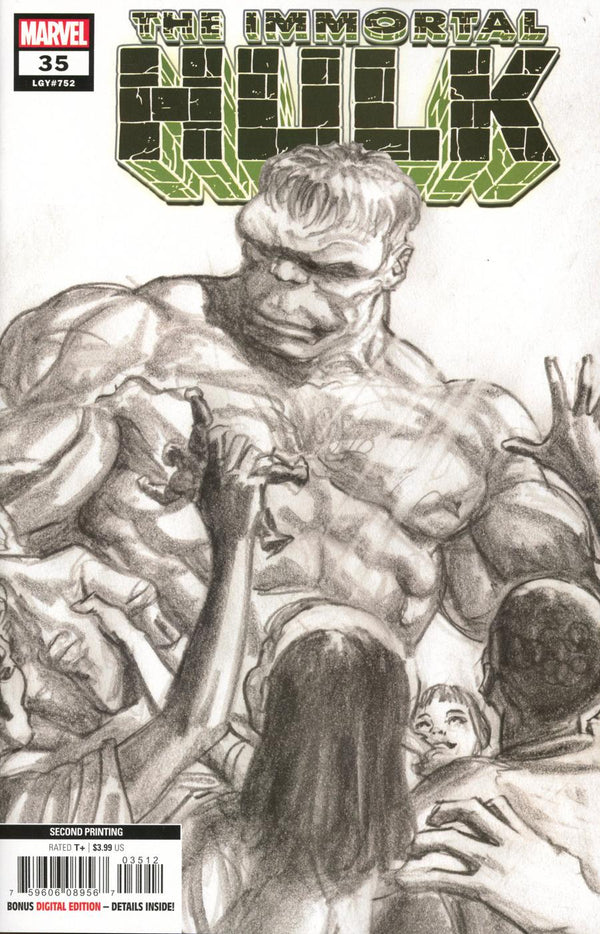 Immortal Hulk #35 2nd Ptg - State of Comics