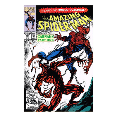 The Amazing Spider-Man 361 - VF