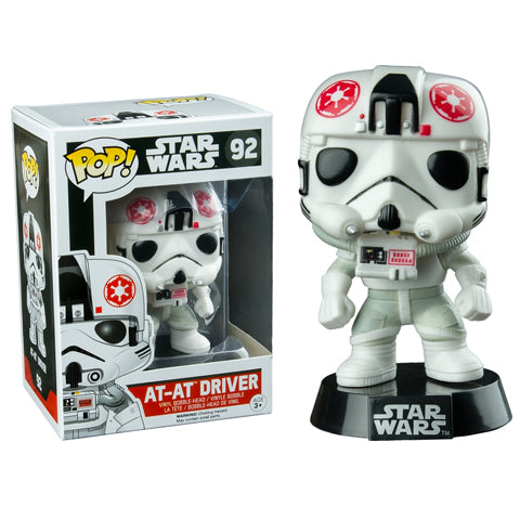 POP! Star Wars - Star Wars - AT-AT Driver